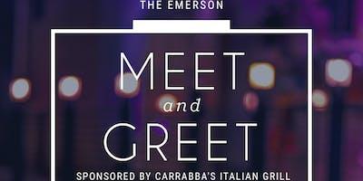 The Emerson Meet & Greet