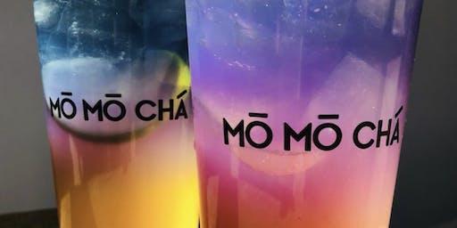 Boba Tea Tasting with MOMO CHA