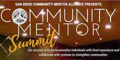 San Diego Community Mentor Summit 2019