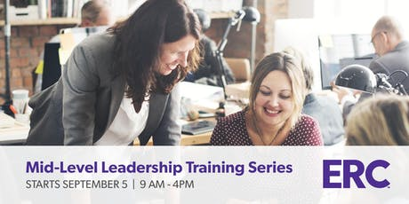 Mid-Level Leadership Training Series tickets