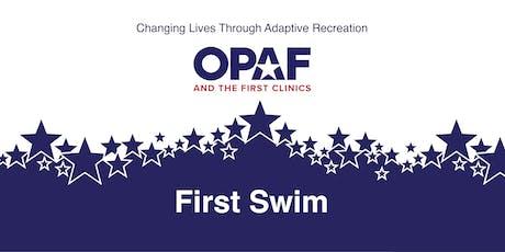 First Friday Swim CLT - Registration -August 2019 tickets