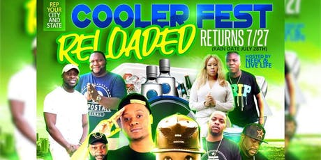 COOLER FEST RELOADED  tickets