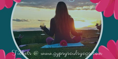 Wine & Yoga at Sunset  tickets