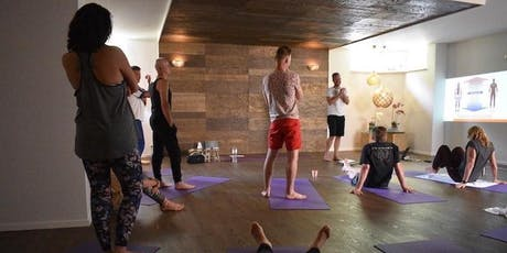 Wim Hof Methode Fundamentals Workshop Met Dirk 14 september 2019 tickets