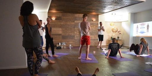 Wim Hof Methode Fundamentals Workshop Met Dirk 14 september 2019