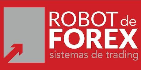Curso breve sobre Sistemas de Trading en Sala de Trading de Robot de Forex (con copita al final) - 18 Julio entradas