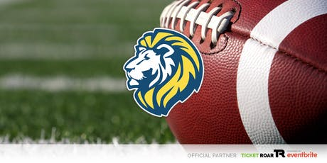 Lyons vs Blue Gold Varsity Football tickets