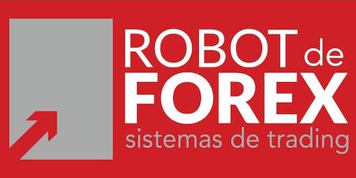 Curso breve sobre Sistemas de Trading en Sala de Trading de Robot de Forex (con copita al final) - 25 Julio