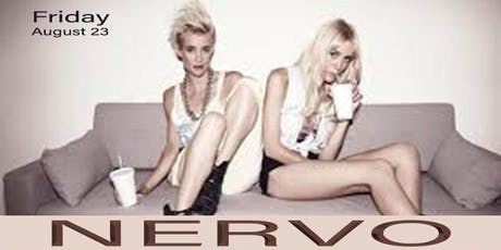NERVO - Friday - 08-23-2019 tickets