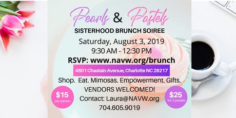 Pearls & Pastels Brunch tickets