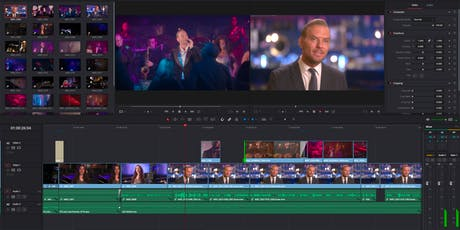 DaVinci Resolve 16: Getting Started | Monmouth Film Festival tickets