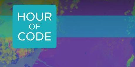 Hour of Code Family Fun Night - (Central Library) tickets