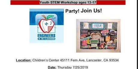 Dream Big!  Lunch with Lockheed :Youth STEM Workshop tickets