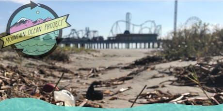 Galveston Beach Cleanup tickets