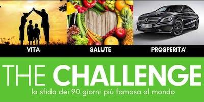 THE CHALLENGE sfida Varese!
