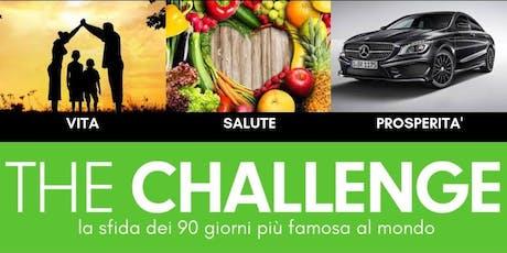 THE CHALLENGE sfida Varese!  biglietti
