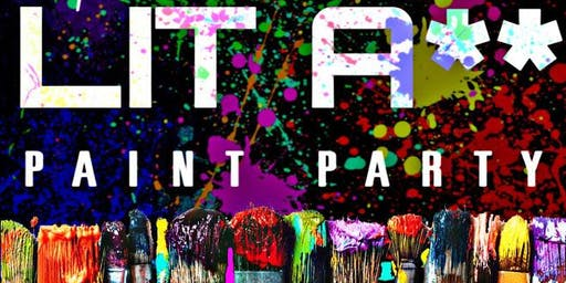 LIT A** Paint Party - Philly