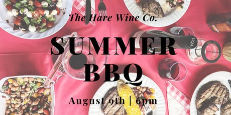 The Hare Summer BBQ tickets