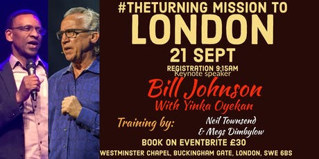London Turning - Launch Day tickets