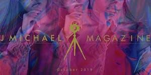 J Michael Magazine Launch Gala