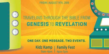 Kidz Kamp and Family Fest tickets