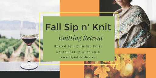Fall Sip n' Knit Knitting Retreat