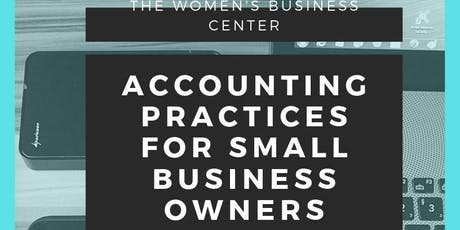 Accounting Practices for Small Business Owners Free Workshop Training  tickets
