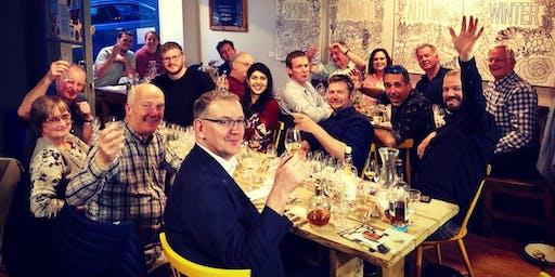 """Edinburgh Larder vs. East Coast Whisky """"Fine Food & Great Whisky"""""""