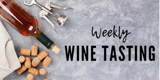 Weekly Wine Tasting - Special Pre Thanksgiving Tasting