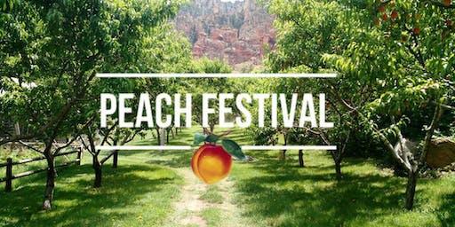 Orchard Canyon Peach Festival 2019