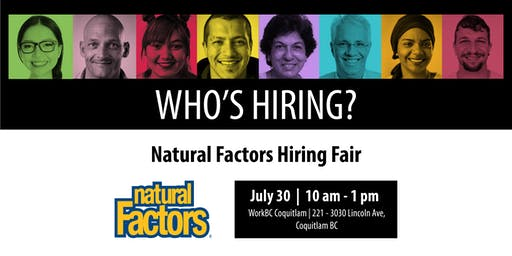 Who's Hiring? Natural Factors