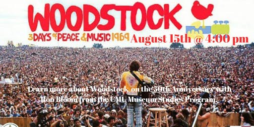 The History of Woodstock