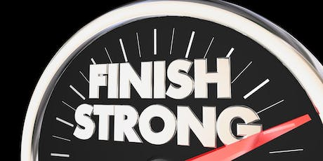 Finish Strong Quarterly Plan Session tickets
