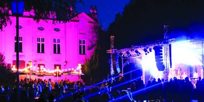 Stadthallengarten Görlitz Open Air Festival