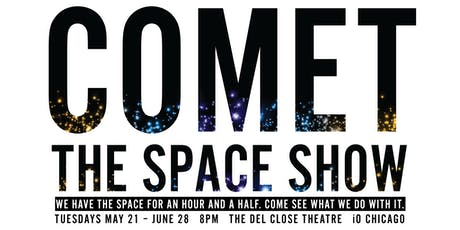 The Space Show with Comet, The Harold Daffodil, Resham Sarkar tickets