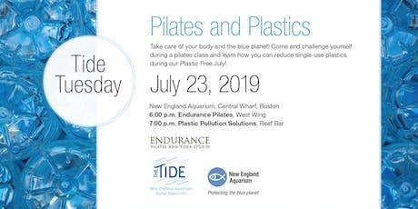 Tide Tuesday: Pilates and Plastics tickets