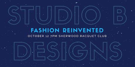Fashion Reinvented  tickets