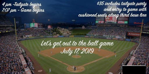 Let's Get Out to the Ball Game- SCCA Night with the Angels