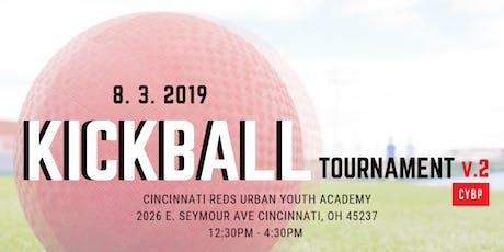 CYBP Kickball Tournament v.2 tickets