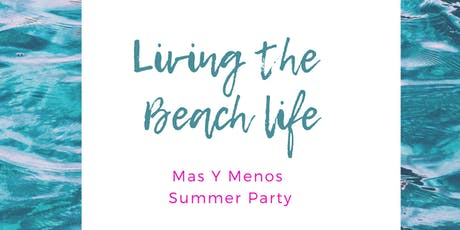 Living Your Beach Life tickets