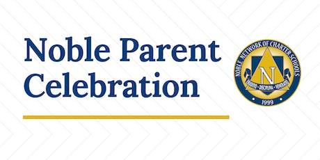 Noble Parent Celebration (NW) Celebracion Para Padres de Noble tickets