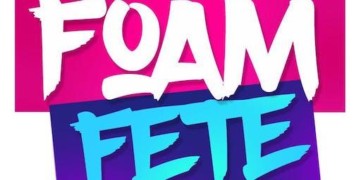 FOAM FETE RELOADED - NYC EDITION