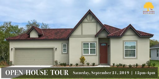 Open House Tour | September 21st, 2019