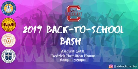 GABC Collegiate Chapter | 2019 Back-To-School Bash  tickets