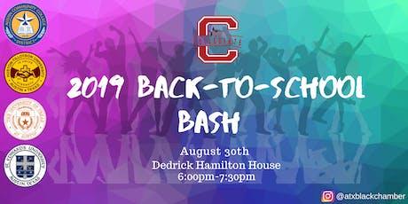 GABC-Collegiate 2019 Chapter Back-To-School Bash  tickets