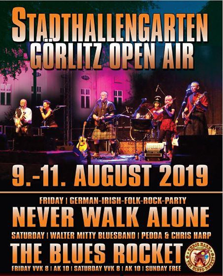Stadthallengarten Görlitz Open Air Festival: Bild