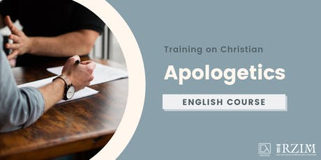 Apologetics Course - English tickets