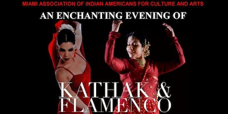 An Enchanting Evening of Kathak and Flamenco tickets