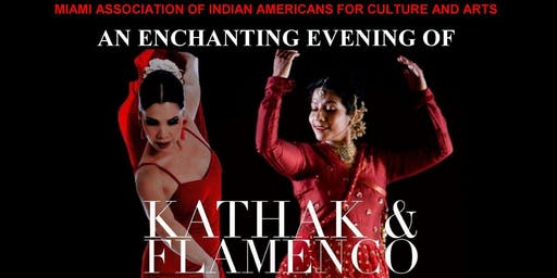 An Enchanting Evening of Kathak and Flamenco