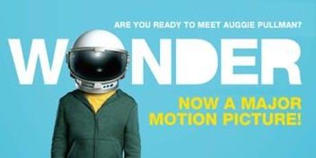 Wonder: Outdoor Client Movie Night tickets